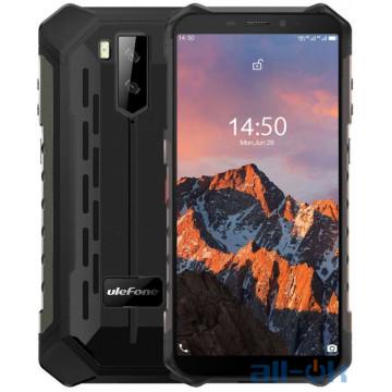 Ulefone Armor X5 Pro 4/64GB Black (6937748733829)  UA UCRF
