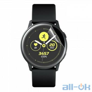 Гидрогелевая противоударная глянцевая пленка для Samsung Galaxy Watch Active