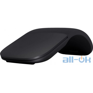 Мышь Microsoft Surface Arc Mouse -  Black (ELG-00001)