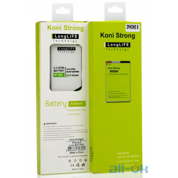 Аккумулятор Koni Strong для Apple iPhone 8 |1821mAh|
