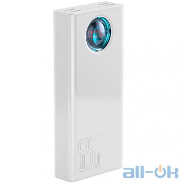 Внешний аккумулятор (Power Bank) Amblight Digital Display Quick Charge 30000mAh