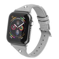 Ремешок для Apple Watch Series 1-4 HOCO Ocean series WB05 |38-40mm| grey