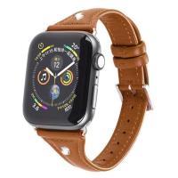 Ремешок для Apple Watch Series 1-4 HOCO Ocean series WB05 |42-44mm|  brown
