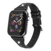Ремешок для Apple Watch Series 1-4 HOCO Ocean series WB05 |42-44mm| black