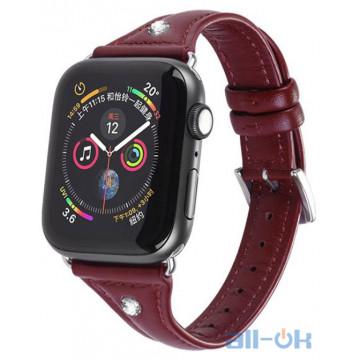 Ремешок для Apple Watch Series 1-4 HOCO Ocean series WB05 |42-44mm| red