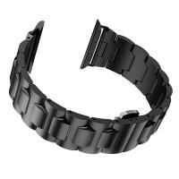 Ремешок для Apple Watch 4 HOCO Grand Steel WB03 |40mm| black