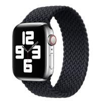 Ремешок Apple Braided Solo Loop Charcoal для Apple Watch 40mm SE/6/5/4 (MY7C2) Размер 7