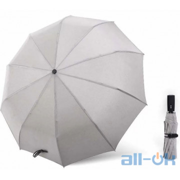 Зонт Xiaomi Flower Bed Super Large Automatic Umbrella (Iron Gray)