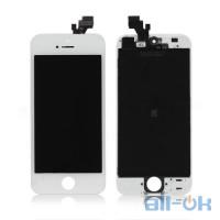 Дисплей для Apple iPhone 5 White