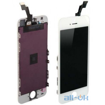 Дисплей для Apple iPhone 5S White