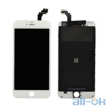 "Дисплей для Apple iPhone 6 Plus (5.5"") White"