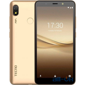 Tecno POP 3 BB2 1/16GB DS Champagne Gold UA UCRF