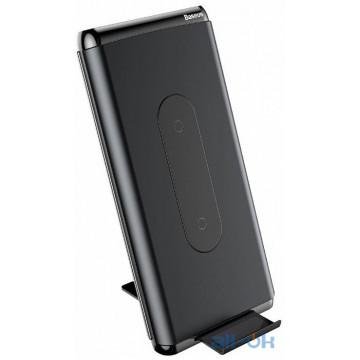 Внешний аккумулятор (Power Bank) Baseus Wireless Power Bank 10000mAh Black (WXHSD-D01)