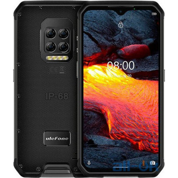 Ulefone Armor 9E 8/128GB Black (6937748733805) UA UCRF
