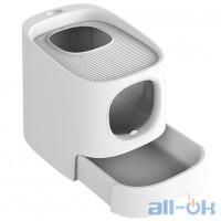 Кошачий домик-туалет Xiaomi Homan (White)