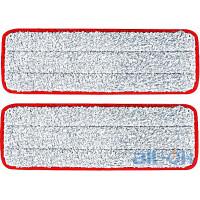 Комплект змінних ганчірок для швабри Xiaomi YIJIE (iCLEAN) YC-03 (2 шт.)