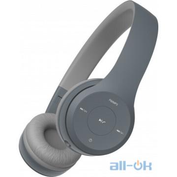 Наушники с микрофоном  Havit HV-H2575BT Grey UA UCRF