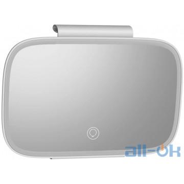 Зеркало с подсветкой LED Baseus Delicate Queen Car Touch-up Mirror White (CRBZJ01-02)