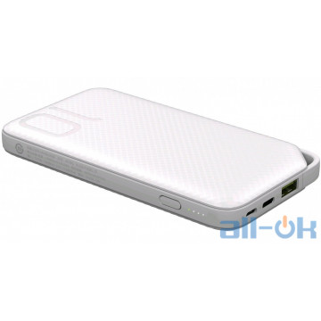 Внешний аккумулятор (Power Bank) HUAWEI AP08Q 10000 mAh White UA UCRF
