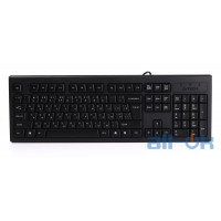 Клавіатура  A4Tech KRS-83 PS/2 UA UCRF
