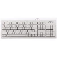 Клавиатура A4Tech KM-720 White UA UCRF