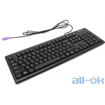 Клавиатура A4Tech KR-83 PS/2 UA UCRF