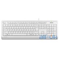 Клавіатура  A4Tech Fstyler FK10 White UA UCRF