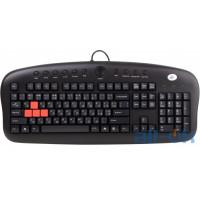Клавіатура  A4Tech KB-28G USB UA UCRF