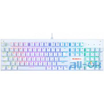 Клавиатура 1STPLAYER K3 RGB Outemu Blue Switch UA UCRF