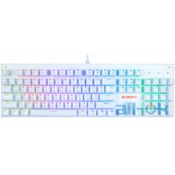 Клавиатура 1STPLAYER K3 RGB Outemu Red Switch UA UCRF