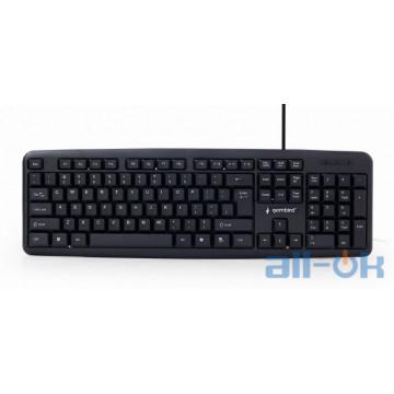 Клавиатура Gembird KB-U-103-UA UA UCRF