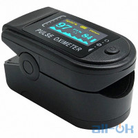 Пульсоксиметр GrowWin Pulse Oximeter LK88 Black