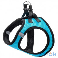Шлея для собак Xiaomi JORDAN & JUDY Harness for Dogs Size L (PE073) Blue