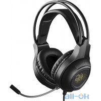 Комп'ютерна гарнітура  2E Gaming HG310 LED Black (2E-HG310B) UA UCRF