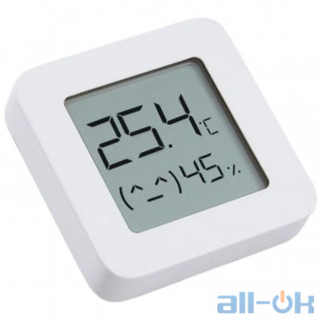 Датчик температуры и влажности Mi Temperature and Humidity Monitor 2