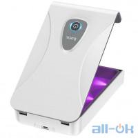 Стерилізатор ультрафіолетовий HOCO UV disinfection box S1 PRO (White)