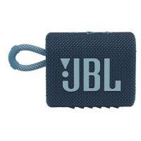 Портативные колонки JBL Go 3 Blue (JBLGO3BLU)
