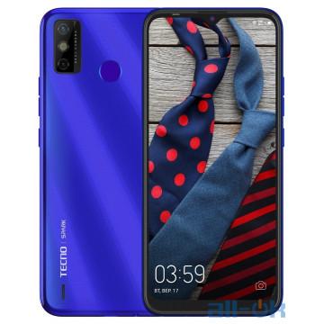 Tecno Spark 6 Go KE5 2/32GB Aqua Blue (4895180762383) UA UCRF