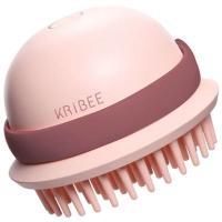 Антистатическая массажная расческа Xiaomi Kribee IPX7 Pink