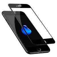 Защитное стекло 5D для iPhone SE (2020) Black