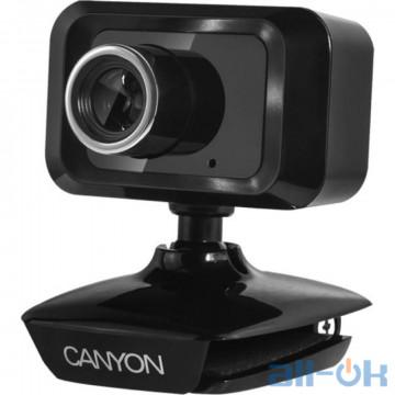 Веб-камера Canyon CNE-CWC1 UA UCRF