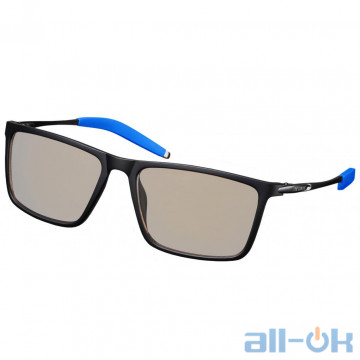 Защитные очки 2Е Gaming Anti-blue Glasses Black-Blue 2E-GLS310BB