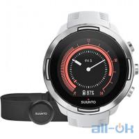 Смарт- годинник Suunto 9 G1 BARO WHITE + HR BELT (SS050090000)