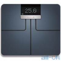 Ваги підлогові електронні Garmin Index Smart Scale Black (010-01591-10) UA UCRF