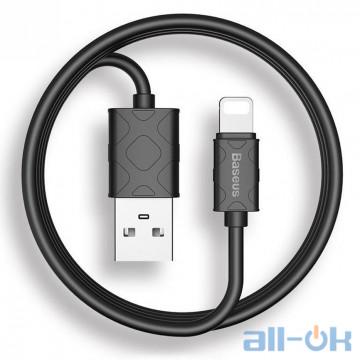 Кабель Lightning Baseus USB Cable to Lightning Yaven 1m Black (CALUN-01)