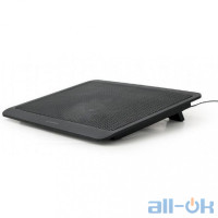 Охлаждающая подставка для ноутбука Gembird NBS-1F15-03
