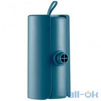 Липкий паперовий валик для чищення одягу Xiaomi Mijia MIJOY Portable Sticky Hair Device MJ-QZ001 Blue