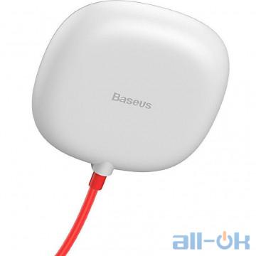 Беспроводное зарядное устройство Baseus Suction Cup White (WXXP-02)