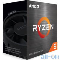 Процессор AMD Ryzen 5 5600X (100-100000065MPK) UA UCRF
