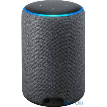 Smart колонка Amazon Echo Plus (2nd Gen) Charcoal